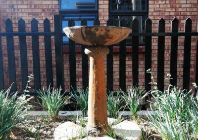 Frail Care Garden Opening